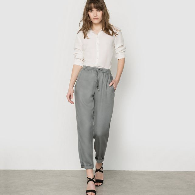 Image Wijde losse broek FRENCH CONNECTION, KRUGER TENCEL JOGGER FRENCH CONNECTION
