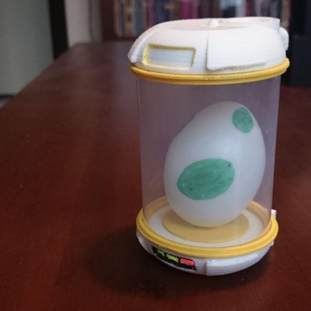 Picture of Pokemon GO incubator
