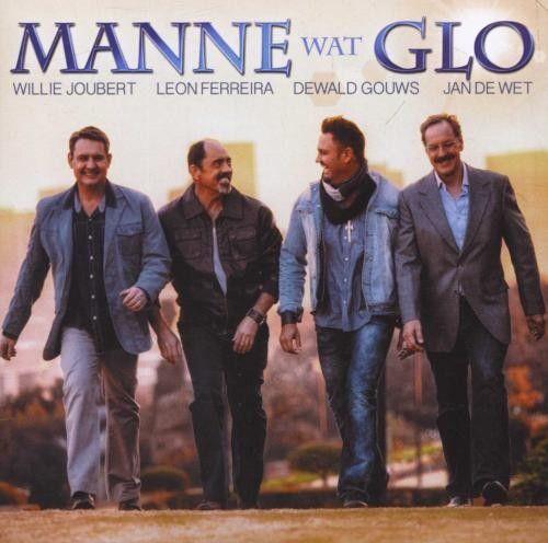 MANNE WAT GLO 1 - Leon Fereirra Jan De Wet - South Africa Gospel CD CDSEL054 New