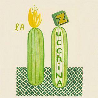 Der Zucchinikuchen ist grandios: cremig, fluffig und bildschön anzuschauen. Zudem ist seine Zubereitung ein Leichtes, …