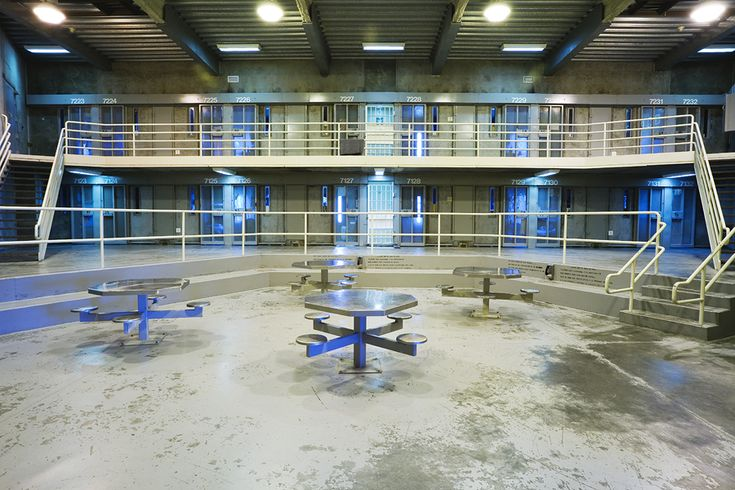 State Prison. Richard Ross   Architecture of Authority