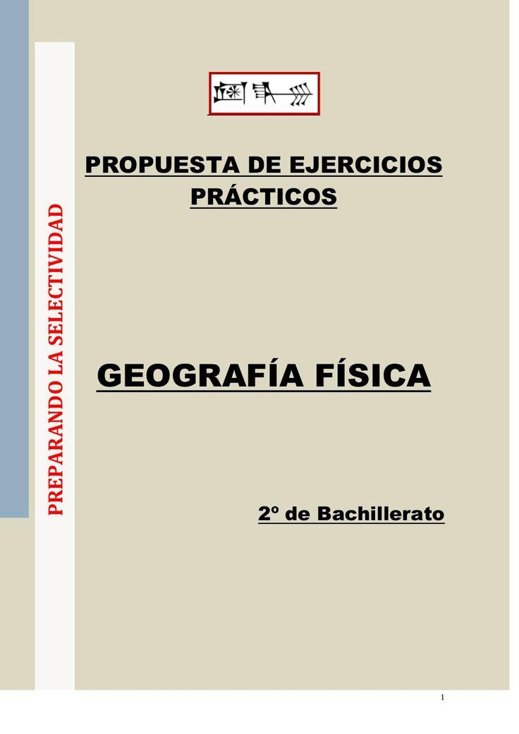 ejercicios-de-geografa-fsica-4294316 by Nicolás Osante via Slideshare
