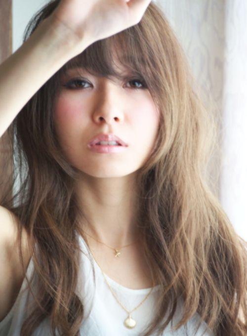 【ロング】石原さとみ風愛されロング/Chobiiの髪型・ヘアスタイル・ヘアカタログ|2015秋冬