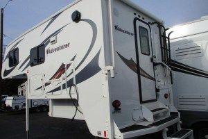2013 Adventurer 89rb Truck Camper Camper Floor Plans