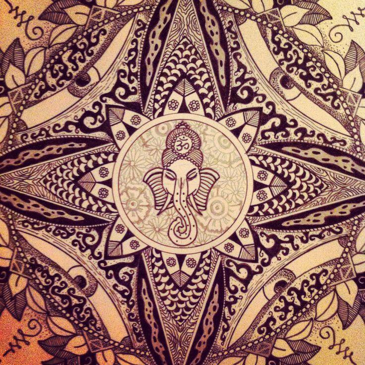hindu mandala wallpaper - photo #11