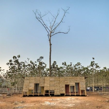 Architects: TYIN Tegnestue Location: Ban Tha Song Yang, Thailand Project team: Andreas Grøntvedt Gjertsen, Yashar Hanstad Client: Safe Haven