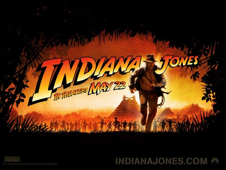 Indiana Jones - Darmowe obrazki na pulpit: http://wallpapic.pl/filmy/indiana-jones/wallpaper-34602