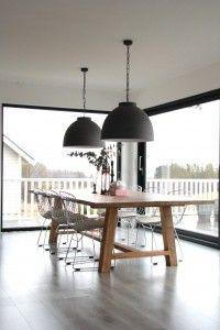 "Spisebord ""Perlin"" fra by Rust. Kommer i ønsket størrelse og farge. Eik Blogg — by Rust"