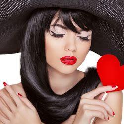 Sevgililer Günü Kırmızı Ruj Makyajı  Valentine's Day Red Lipstick Makeup Profesyonel makyaj nasıl yapılır