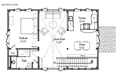 The Bennington Carriage House Plan Yankee Barn Homes In