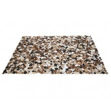 Kare Design Circle Country Carpet / Tapijt / Vloerkleed