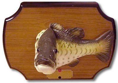 Big Mouth Billy Bass, from Chapter 29. This article explains what they are and how they work.