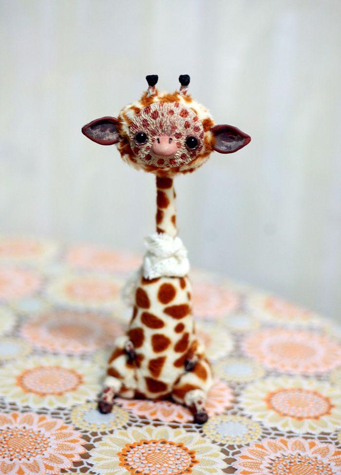 giraffe by da-bu-di-bu-da.deviantart.com on @deviantART