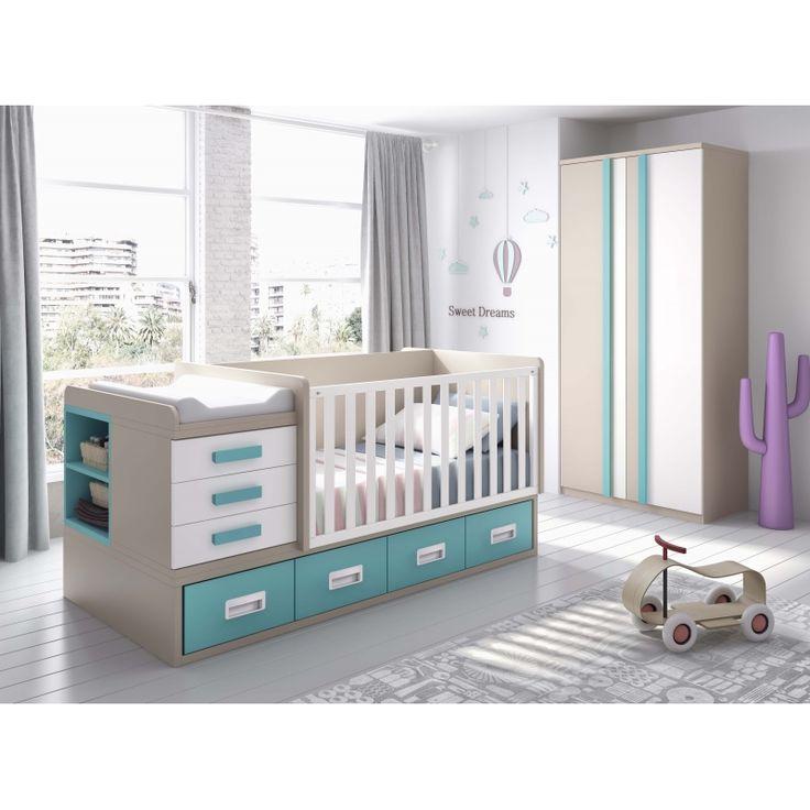 Catálogo Muebles Shiade de dormitorios para bebés - http://www.efeblog.com/catalogo-muebles-shiade-dormitorios-bebes-19627/  #Embarazo