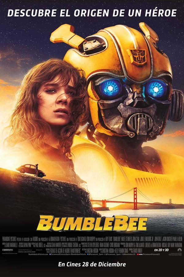 Ver Bumblebee Pelicula Completa Online Descargar Bumblebee