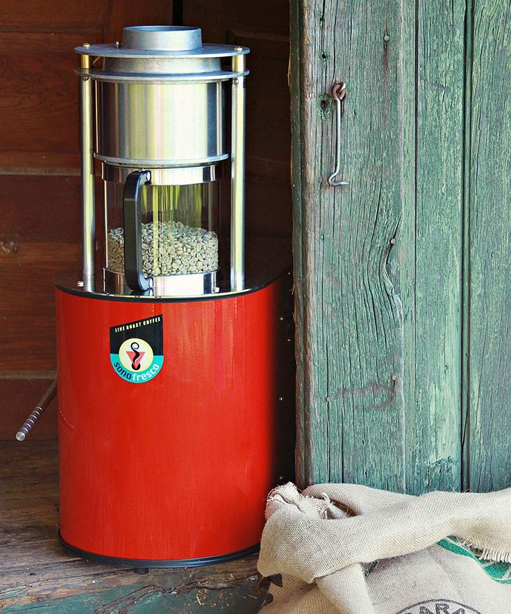 Commercial Coffee Roasters for Sale | Sonofresco manufactures coffee roasters for commercial or home-based use. Buy coffee roasting equipment online.