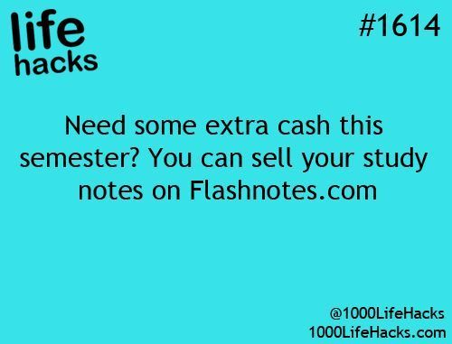 Looking for ways to keep some extra cash in your pocket this school year? Here are the money-saving hacks to know, thanks to 1000LifeHacks! [Source: 1000LifeHacks] Sharing is caring! What are some of your brilliant money-saving tips for school? Be sure to share with the other ladies in the comments below!