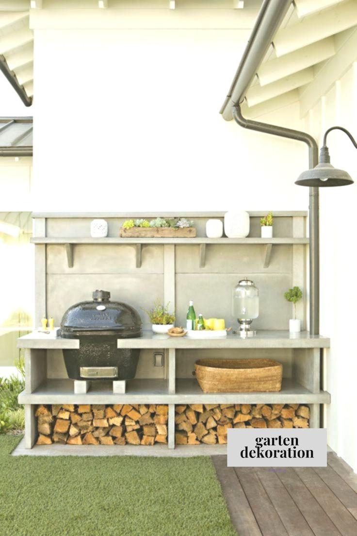 Eine exklusive Außenküche #enkuche #exklusive