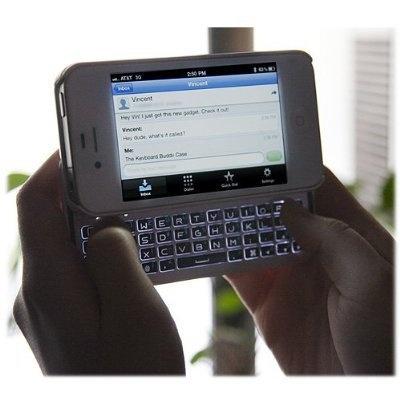 BoxWave Keyboard Buddy iPhone 4/4S Case on Wanelo