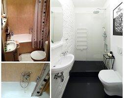 Łazienka - zdjęcie od DZIURDZIAprojekt