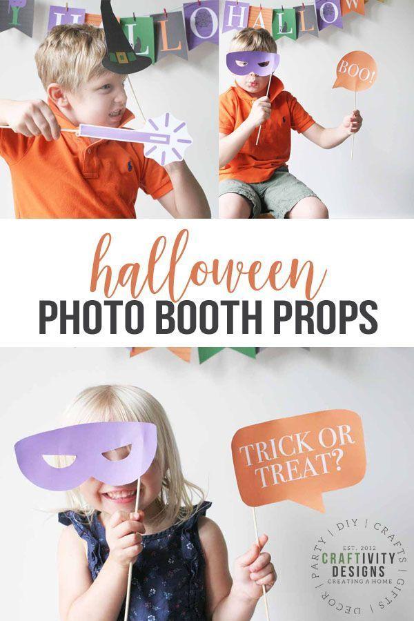 Halloween Photo Booth Backdrop Ideas Queenlordbrandforesightco