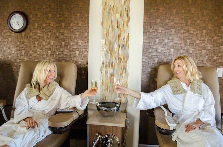 121 best images about spas on pinterest massage resorts for Best spas for girlfriend getaway