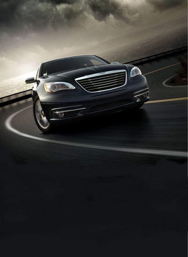 Chrysler 200 Black in 2020 Chrysler 200, Chrysler