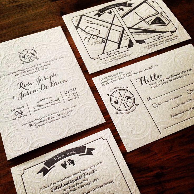 upscale bespoke wedding stationery based in toronto