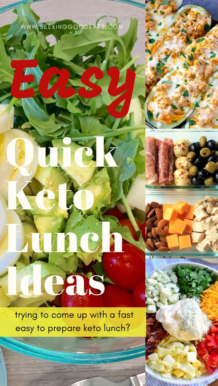Fast And Easy Keto Lunch Ideas Low Carb Foods And Recipes Low