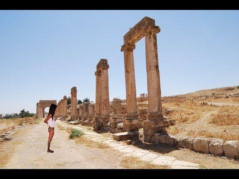 Jerash Ancient City Part 3