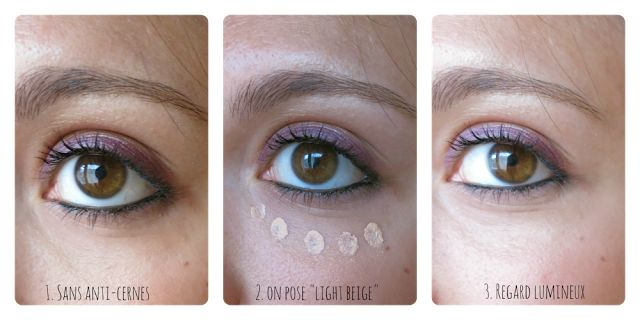"Anti-cernes ""Light Beige"" (#4006) http://www.eyeslipsface.fr/produit-beaute/anti-cernes"