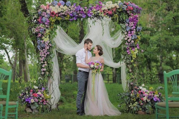 Мечтаете о красивой свадьбе?    #wedding #bride #flowers