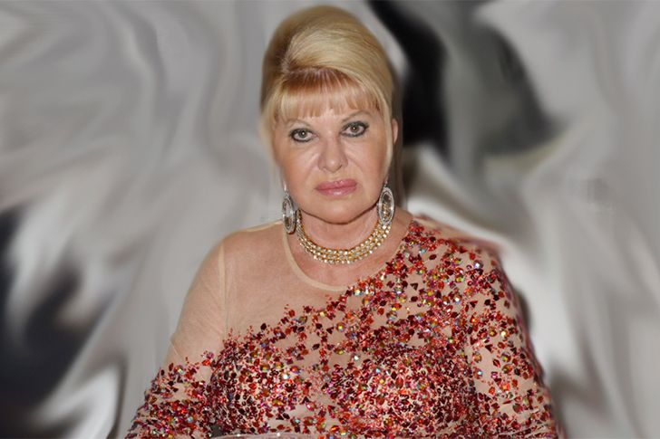 Ivana Trump at 104 was the first wife of the newly elected President of the United States of America, Donald Trump. With an estimated IQ of 104, you can't label her as an airhead. IT was said that she studied at Charles University in Prague and later on took night courses at McGill University when she moved to Montreal.