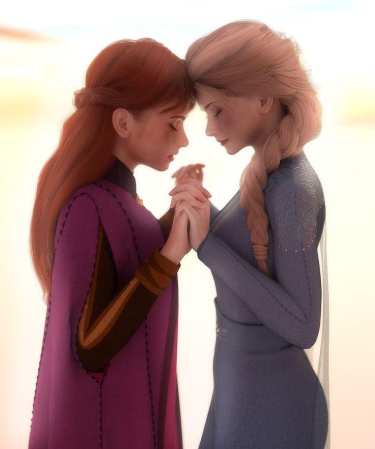 Disney Frozen 2 Die Eiskönigin Elsa Anna Arendelle Nokk