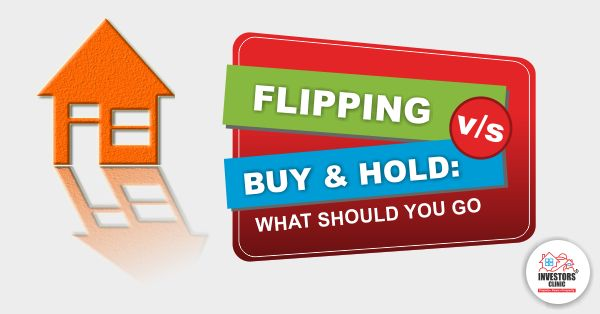 Should you #SellYourHome or should you wait and rent? Here is the guide to flipping v/s holding.