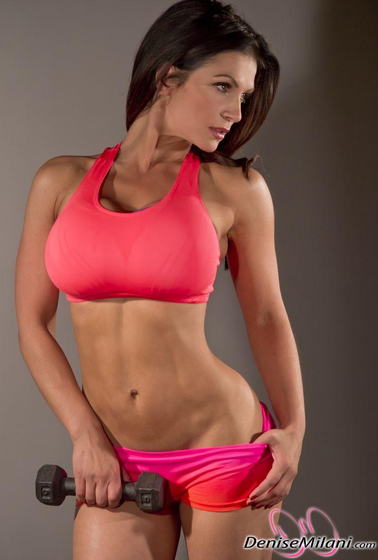 Denise Milani Workout Denise Milani Fitness ...