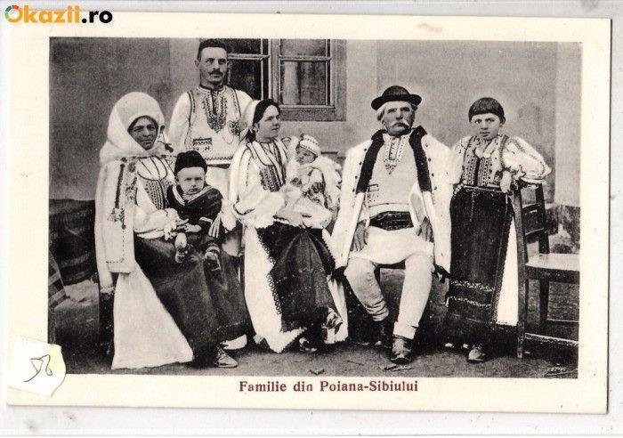 Tarani din Poiana Sibiului Port Popular 2
