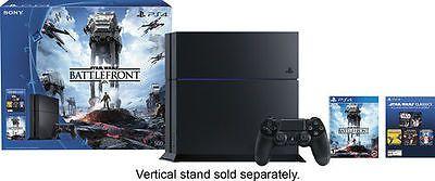 video-gaming: Sony - PlayStation 4 500GB Star Wars Battlefront Bundle - Jet Black #Games - Sony - PlayStation 4 500GB Star Wars Battlefront Bundle - Jet Black...