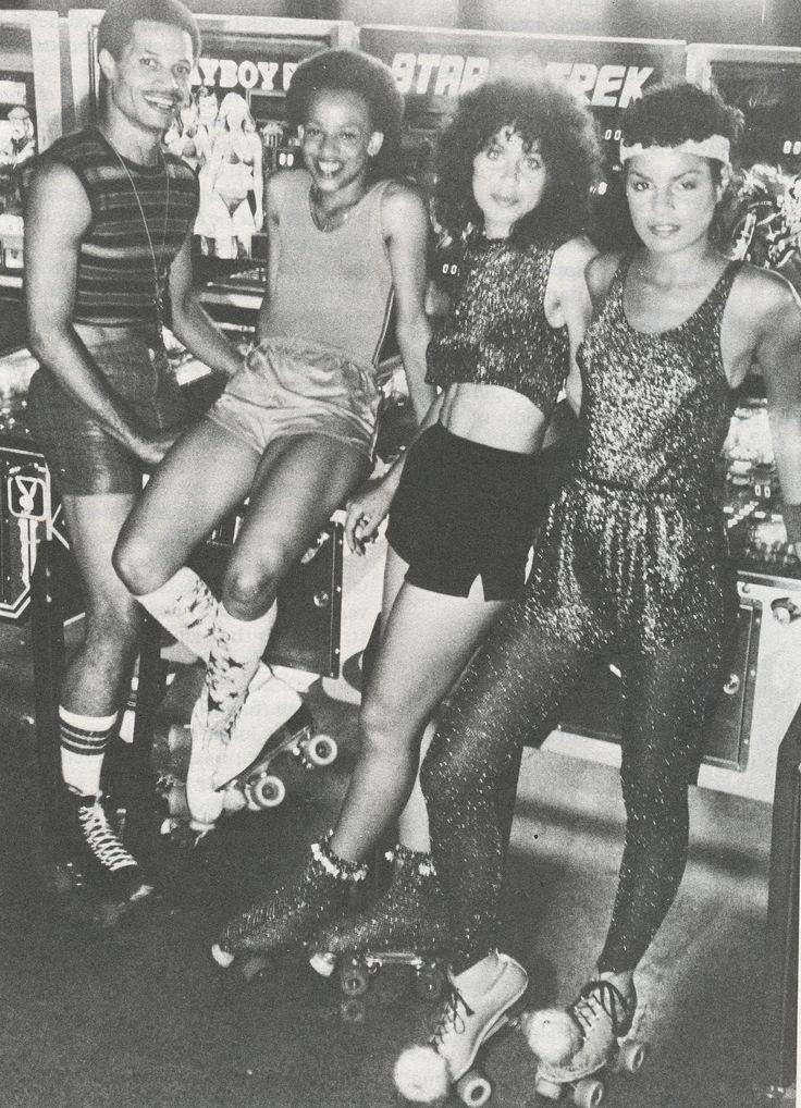Roller Skate Disco Cocaine