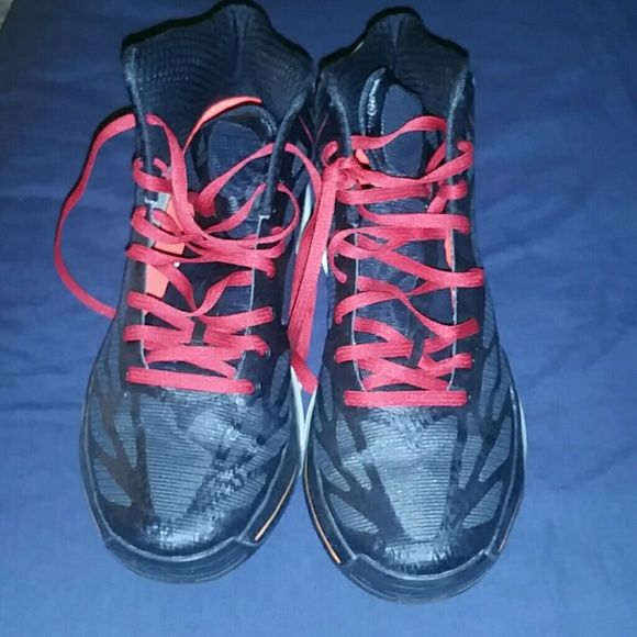 Adidas zero size eight and a half Gently used adidas 8 1/2 accepting offers Adidas Shoes Athletic Shoes