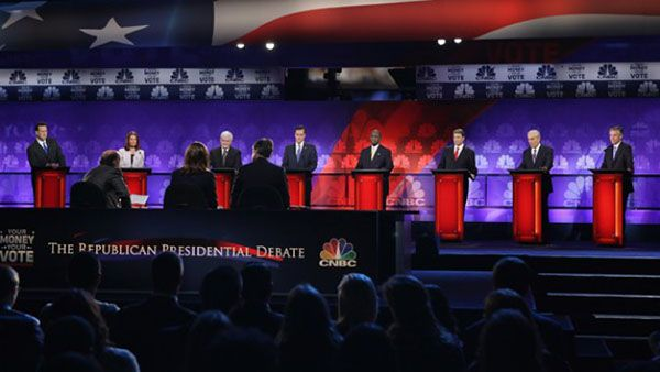 Republican Debate 2015: 10 Highlights From The Explosive Debate - http://www.morningledger.com/republican-debate-2015-10-highlights-from-the-explosive-debate/1312088/