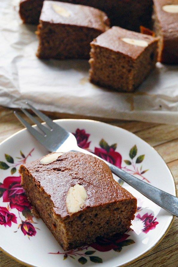Glutenvrije speculaascake zonder geraffineerde suiker