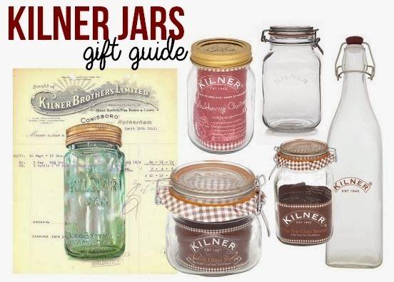 Kilner jar gift guide