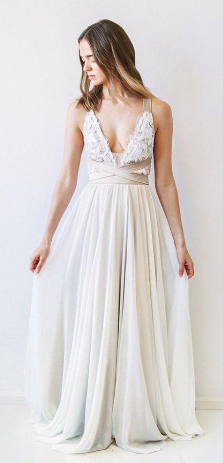 Best 25+ Beige wedding dress ideas on Pinterest | Amazing wedding ...