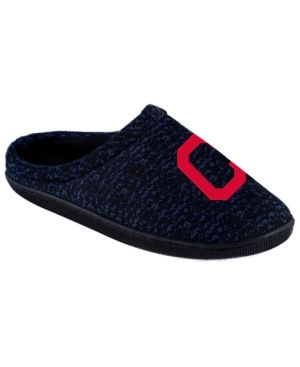 Forever Collectibles Cleveland Indians Knit Cup Sole Slipper - Assorted XL