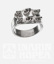 Lappish Ring with 6 circles
