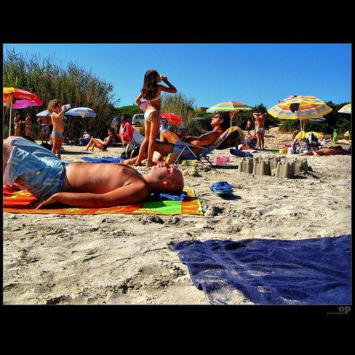 The Sand Castle | Osvaldo_Zoom
