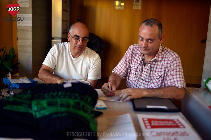 Cine Club Alcarreño. Fecha: 29/09/2015. Foto: Paula M. Langa/InnovArt.