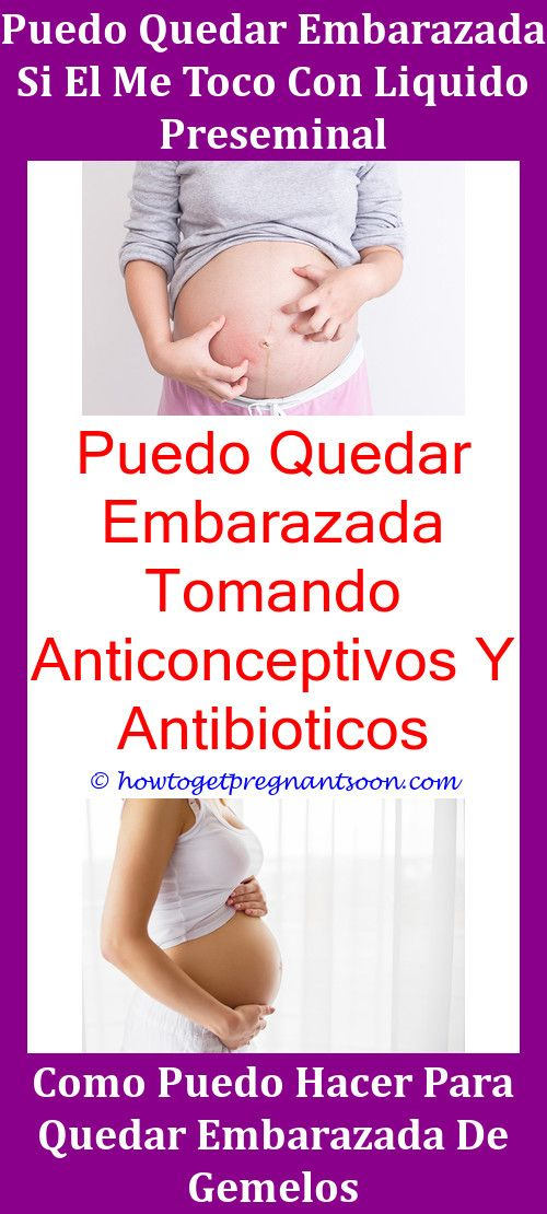 puede una mujer quedar embarazada aun tomando anticonceptivos