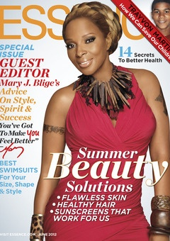 Mary J. Blige is guest editor of ESSENCE's June Issue. ESSENCE readers have had a long love affair with Mary J. Blige. From the first time she came on the scene with What's the 411?, Mary's journey has been our journey.